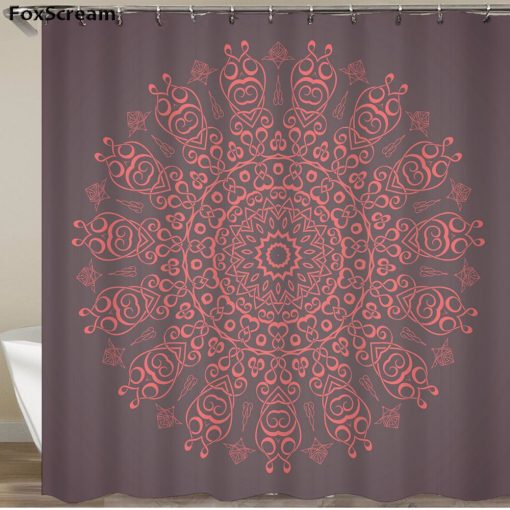 [23 Variations] 3D HD Scenes Multi-styles Digital Printed Shower Curtains 3D Shower Curtains {Discount Offers}